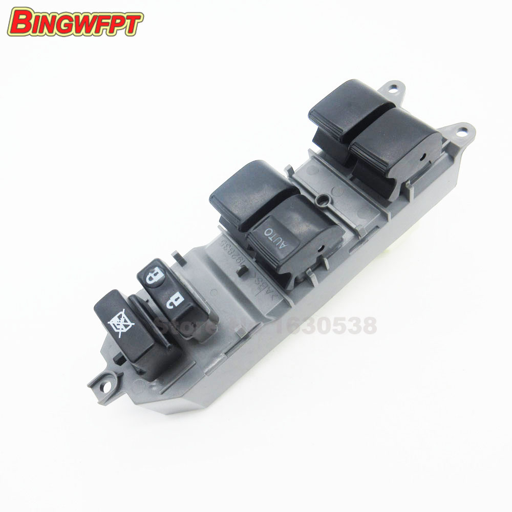 Front left driver side power electric window master for Window master
