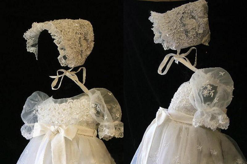 Baby Girls Christening Gown (2)