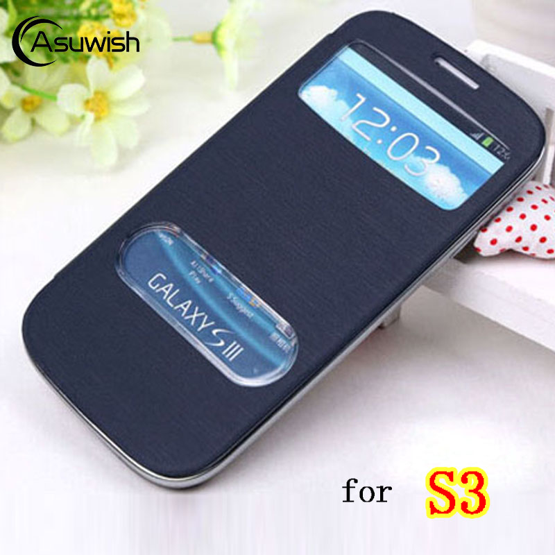 Flip Cover Leather Case For Samsung Galaxy S3 Neo Duos Galaxys3 S 3 Gt I9300 I9301 I9301i I9300i Gt I9300 Gt I9300i Phone Case Buy At The Price Of 3 18 In Aliexpress Com