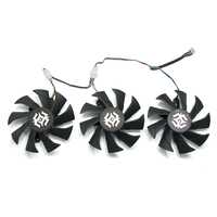 85mm 4Pin 42mm Cooler Fan For ZOTAC GeForce GTX1050 GTX 1050 GTX 1070 GTX1070 8GD5 Graphics Video Cards Cooling Fans