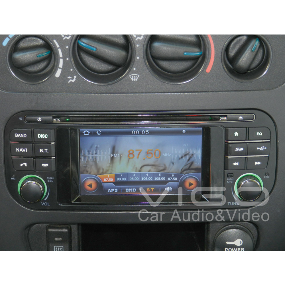 vehicle stereo gps navigation for jeep grand cherokee. Black Bedroom Furniture Sets. Home Design Ideas
