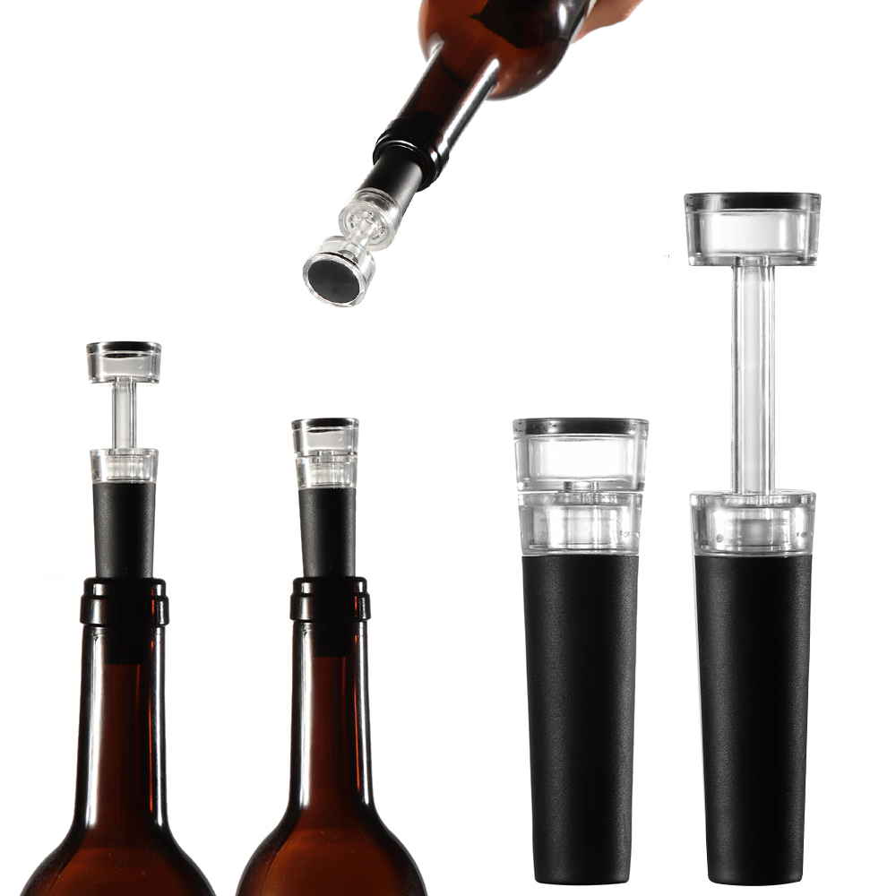 Aliexpress Com Buy New Black Vacuum Wine Saver Pump Wine