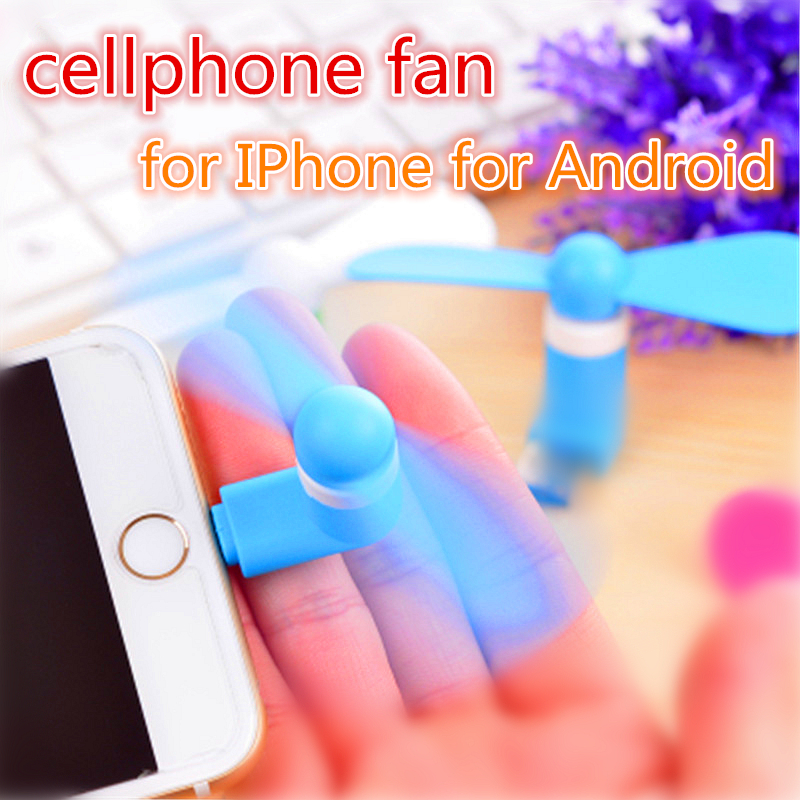 FFFAS 100% tested Micro USB Flexible Mini Fans Phone Hand Fan for Samsung Xiaomi Android cellphone Fan for iPhone 5 5s 6 6s plus