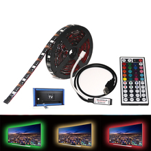 LED TV Backlight 2x50cm + 2x100cm USB RGB LED