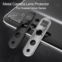 Camera Lens Protective Ring For Huawei Honor 20 Pro 20i Magic 2 Nova 4 4E 3i 3E 3 Metal Phone Camera Lens Bumper Cover Case(China)