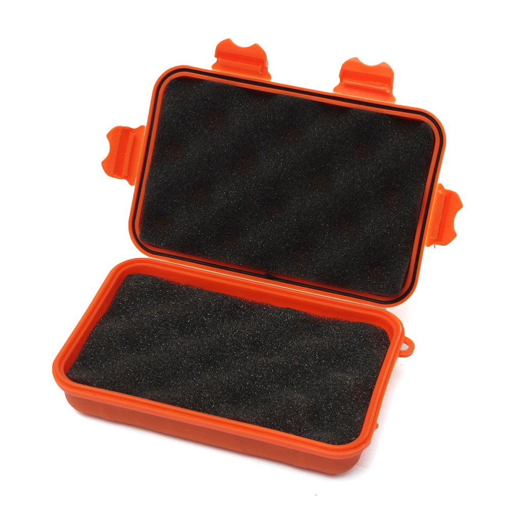 Amazing 1Pc Safety Camping Outdoor Travel Storage Box L/S Size Outdoor Plastic  Waterproof Airtight Survival Case Container In Storage Boxes U0026 Bins From  Home ...