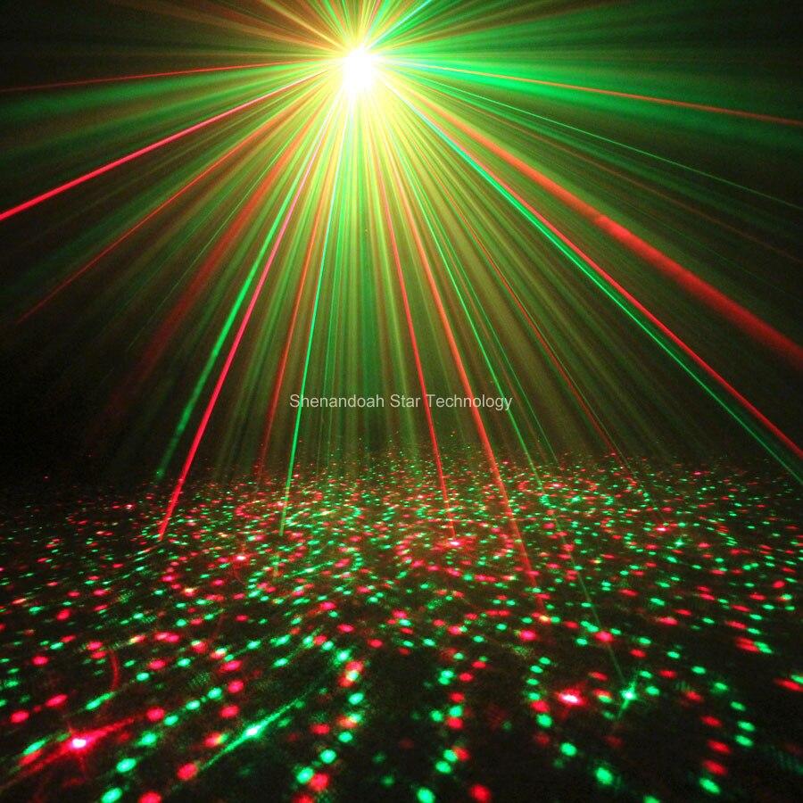 Adapter samochodowy wtyczka RG laser trąba powietrzna 4 wzory Pole - Oświetlenie komercyjne - Zdjęcie 4