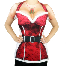 Funny Mrs Miss Santa Claus Christmas Costume for Women Cute Female Ugly T Shirt Sexy Girls Xmas Tee Plus Size