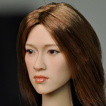 Custom 1/6 Scale Head Sculpt Carving Female Hair KUMIK 13-36 Fit 12 Phicen hot toys Children Body Action Figure  Accessories exquisite 1 6 scale accessories custom head sculpt carving female kumik 13 10 fit 12phicen cy hot toys woman body action figure