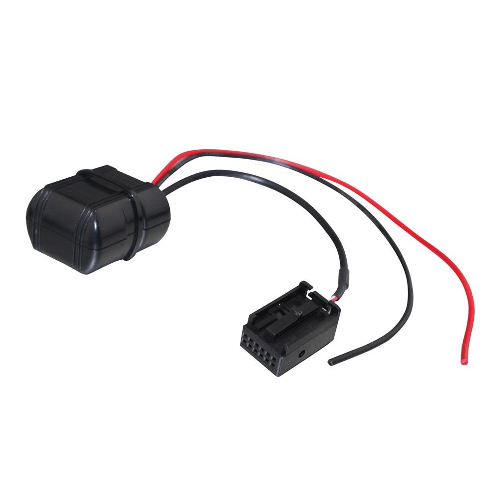 Car audio aux input adapter 4