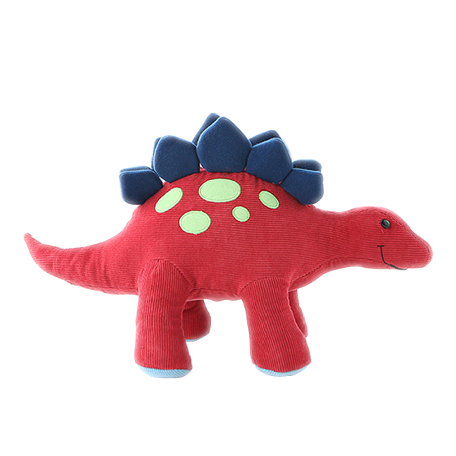 Cute Dinosaur Plush Doll Girl Toys Stuffed Animals Baby Soft Toy Peluches Grandes Birthday Gift Knuffels Toys For Kids 50G0440 1pcs 22cm fluffy plush toys white eyebrows cute dog doll sucker pendant super soft dogs plush toy boy girl children gift