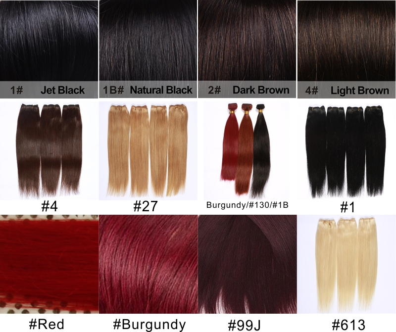 Hair Color Numbers For Weave Hairstyle Inspirations 2018