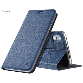 Leather Case iPhone XS 1