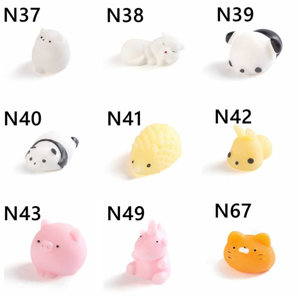 Image of: Cream Cone Unicorn Animals Cute Mini Soft Dinosaur Squishy Hand Squeeze Accessories Slow Rising Press Squishy Kawaii Toys Nice And Easy Drawings Of Nature Coloring Page Sun And Soil Fox Kawaii Animals Mini Cute Drawings Easy Wwwgalleryneedcom