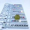 Мода металл, эмаль Вращаться На 360 градусов для JDM ИППП AMG TOYOTA GTR логотип Автомобиль модификации ключей key holder