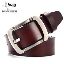 [DWTS]male genuine leather strap man belt ceinture homme cin