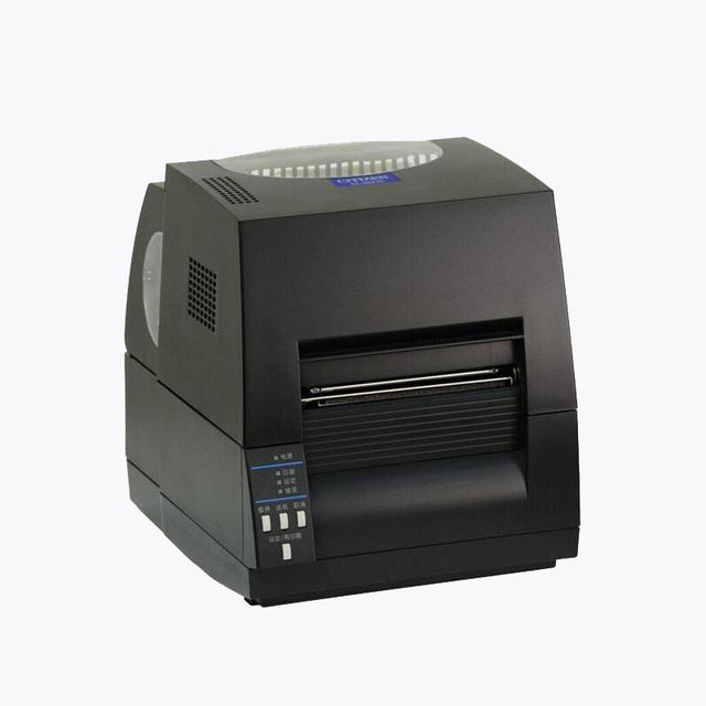 300 DPI HD especializados para su aplicación comercial impresora de etiquetas de transferencia térmica y térmica impresora de código de barras