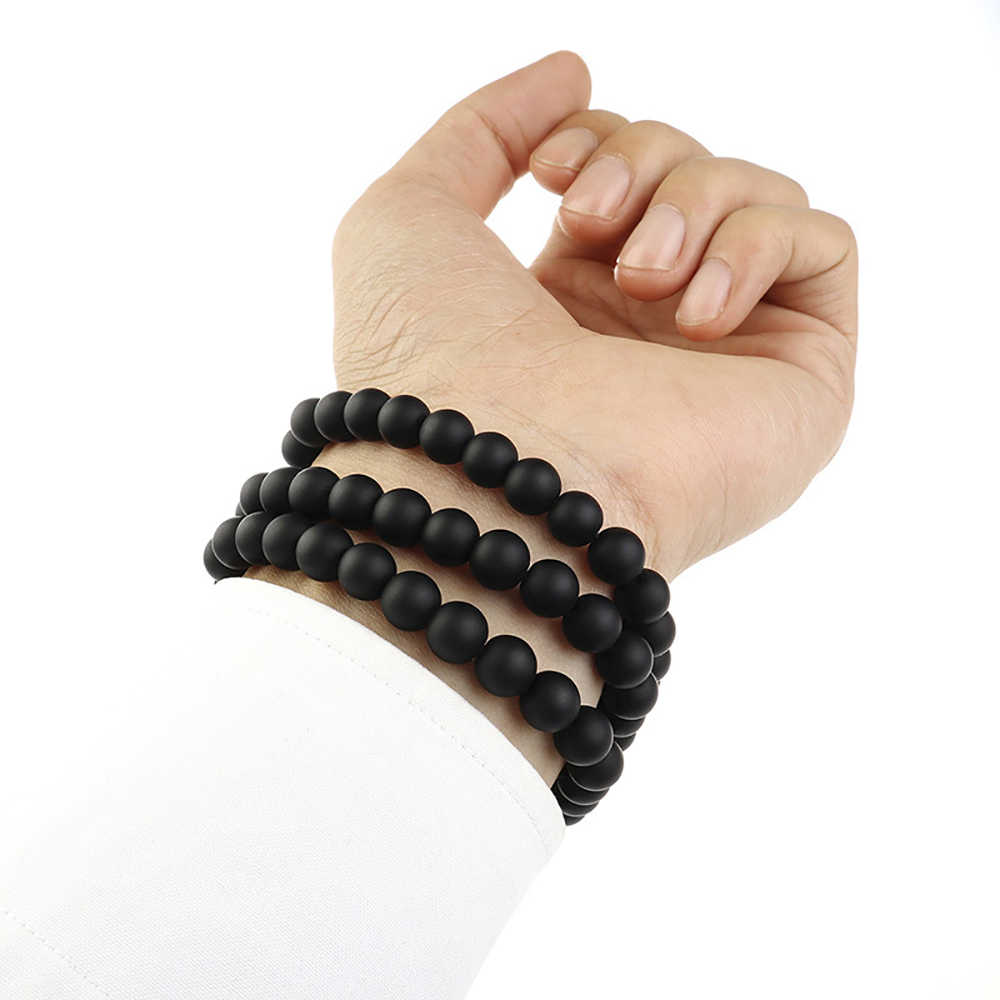 Handmade Faith Beads Jewelry Bracelet Band for Apple Watch 38mm 42mm 40mm 44mm Band for iWatch Strap Series 1 2 3 4 Wristband