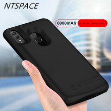 Backup Power Bank Case For Huawei Honor Note10 Portable Battery Charger Cover 6000mAh Extended Phone