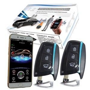 Image 1 - Cardot 2G Beveiliging Auto Alarm Start Stop Motor Pke Passieve Keyless Entry