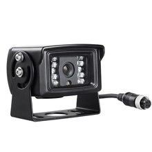 600TVL/700TVL Impermeabile del CCD Telecamera di Retromarcia di Backup Della Macchina Fotografica di IR di visione Notturna di Retrovisione 120 Gradi Ampio Angolo di Analogico Videocamera per auto