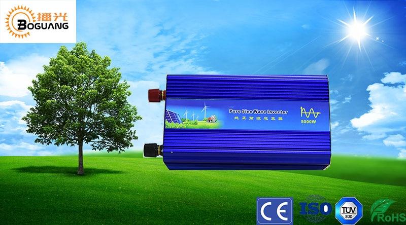 solarparts 1x 5000w solar inverter psw 12v 24v dc to 220v. Black Bedroom Furniture Sets. Home Design Ideas