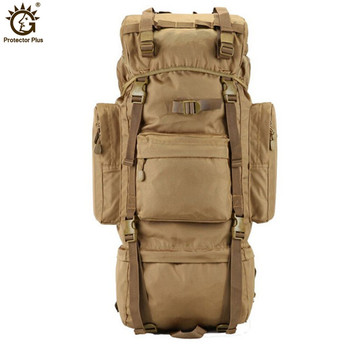 цена на New Military Tactical Backpack 70L large Capacity Camping Bags Outdoor Sports Bag Men's Hiking Rucksack Travel Backpack