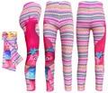 Trolls Pantalones Oficiales Dreamworks Trolls de Dibujos Animados Niñas Otoño Pantalones 6-10 Años De Muchachas Pantalones Monya Ropa de los Bebés Leggings