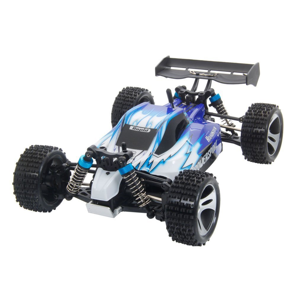 WLtoys A959 High-Speed Vortex 4-CH 1:18 2.4GHz 4WD Electric RC Car Off-Road Buggy Vehicle wltoys k969 1 28 2 4g 4wd electric rc car 30kmh rtr version high speed drift car