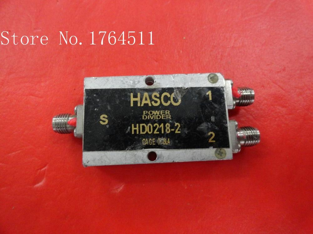 [BELLA] HASCO HD0218-2 2-18GHz RF Coaxial Power Divider SMA A Two