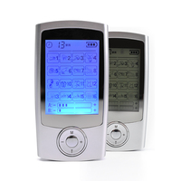 16 Modes Body Massage Pulse Machine Electric Tens Unit Digital Acupuncture Therapy Massager Back Pain Relief Health Care Device
