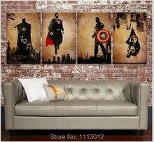cartel Thor a pintura