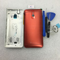 Батареи для дома назад корпус для HTC One mini M4 601 s 601n 601e двери задняя крышка с Инструментами бесплатная доставка