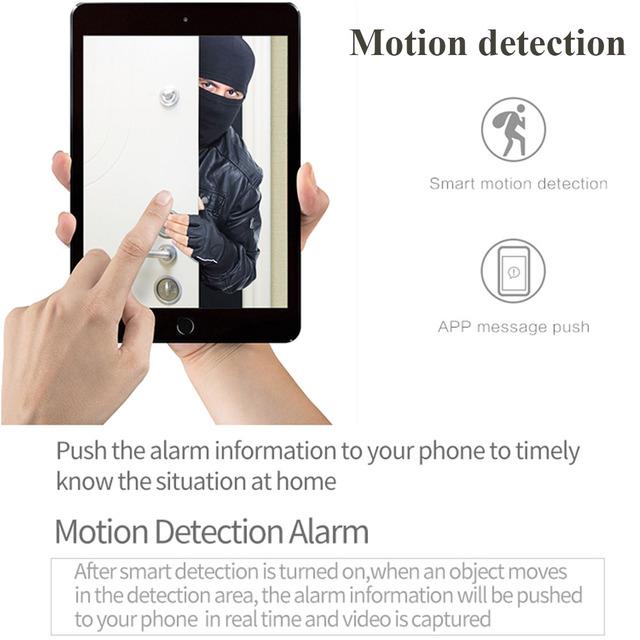 Ip Camera Wifi Wireless Security Cameras Surveillance Cctv