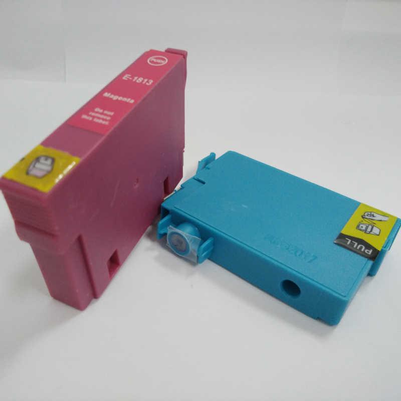 Einkshop T1801 T1811 Inkt Cartridge Voor Epson Expression Thuis XP30 XP102 XP202 XP205 XP305 XP405 XP225 XP322 XP325 XP422 XP425