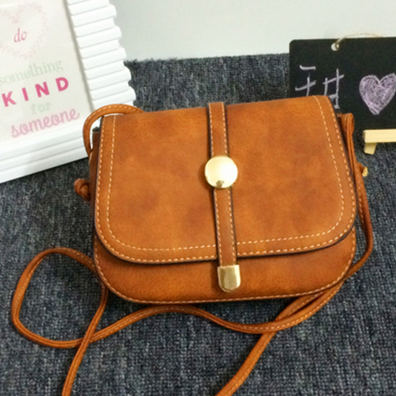 New Vintage Mini Bags For Women Messenger Bags Female Cross Body Bag Satchel Purse with Shoulder Strap Dollar Price