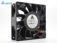 Delta PFC1212DE 120*120*38 мм 12038 1238 12 см DC 12 V 4.80A инвертор Сервер вентилятор охлаждения