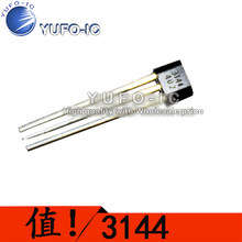 44 e A3144 OH3144/AH3144E hall sensor de motor sin escobillas/potencia TO-92-u(China)