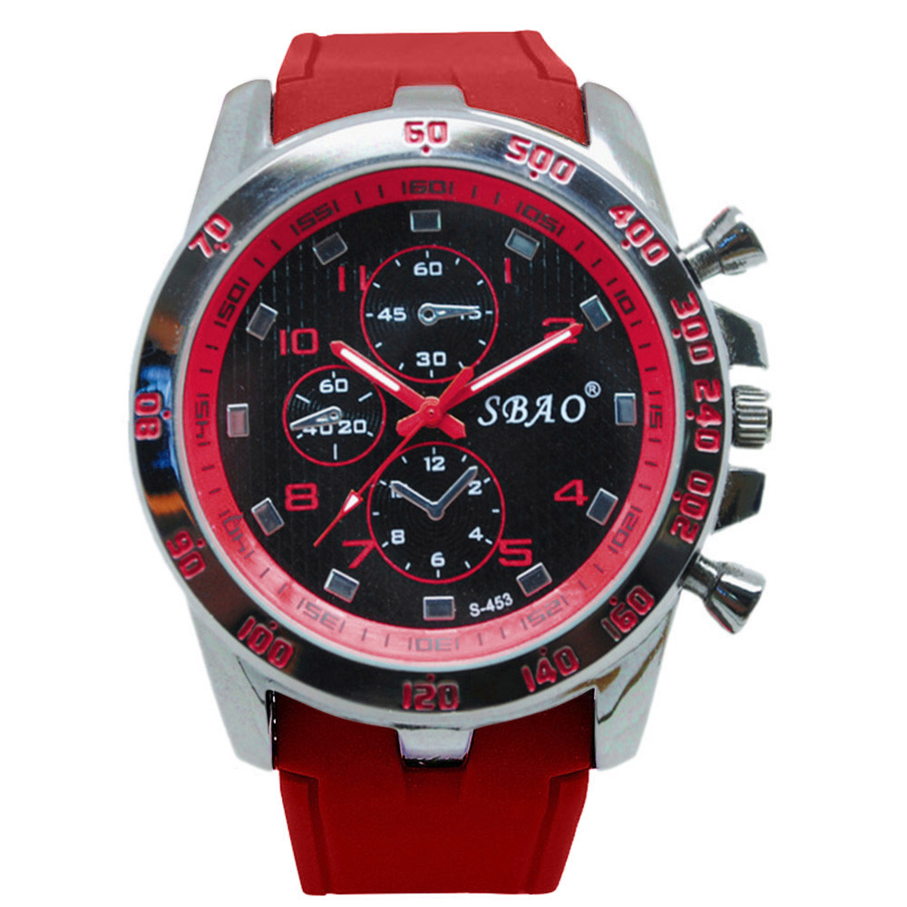 Stainless Steel Luxury Sport Analog Quartz Modern Men Fashion Wrist Watch   Dropshipping Gift  AUGUST23 2017 newly designed fashion classical watches leather stainless men women steel analog quartz wrist watch gift dropshipping l524