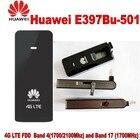 Lot of 20pcs Huawei E397 E397bu-501 Bu-53 4G LTE Mobile Internet Key wireless modem network card