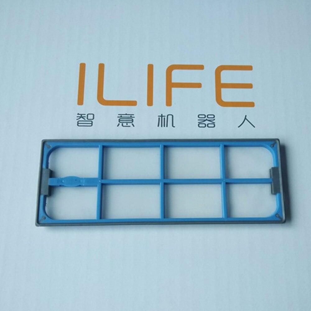 Aspirateur Robot pièces originales propres accessoires de poussière Primaire Hepa filtre pour ILIFE A6/X620/X623/X660