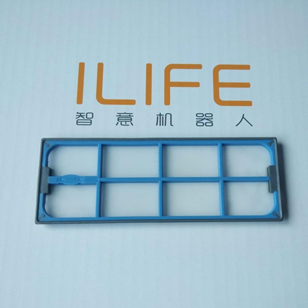 Original Roboter staubsauger teile zubehör Primäre staub Hepa-filter für ILIFE A6/X620/X623/X660 iBoto smart X610G ilife a8