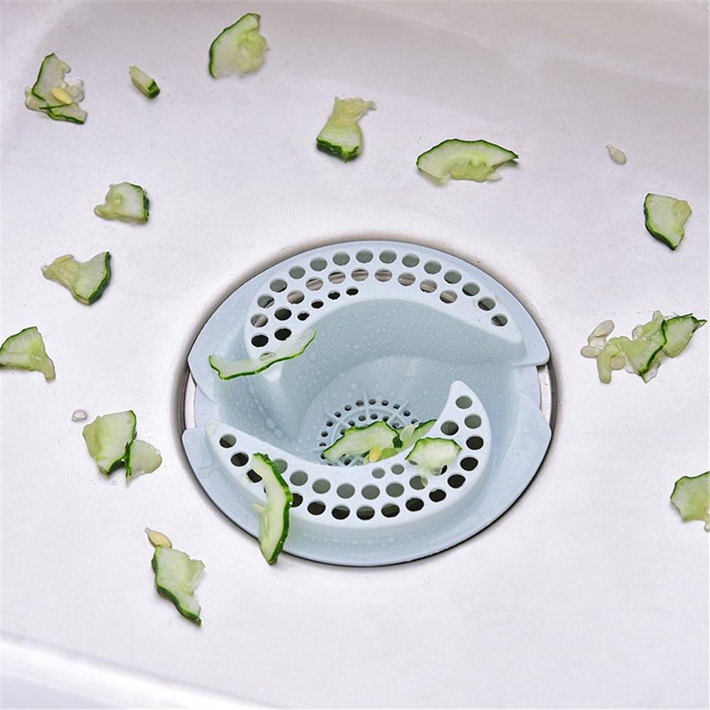 Kitchen Sink Filter Screen Floor Drain Hair Stopper Hand Sink Plug ...