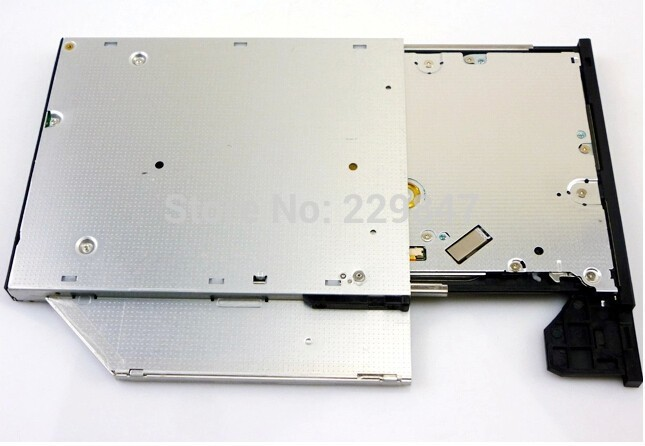 HIGHDING SATA CD DVD-ROM//RAM DVD-RW Drive Writer Burner for HP EliteBook 8560w 8570p 8570w