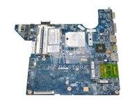 Placa principal para hp dv4 511858-001 la-4111p laptop motherboard ddr2 com frete cpu soquete s1