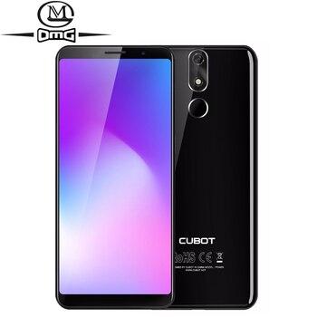 Купить Cubot Power 4G Smartphone 6000mAh Android 8.1 6GB +128GB 5.99 Cell Phones MT6760 Octa Core Fingerprint ID 16.0mp Mobile Phone на Алиэкспресс