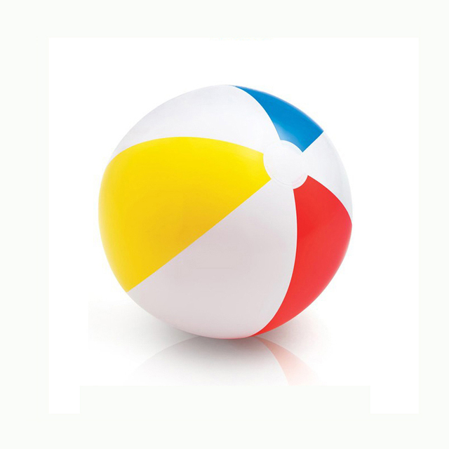 5025532dffa2e Ccinee 20   cuatro color playa inflable pelotas de goma niños juguete para  niños al