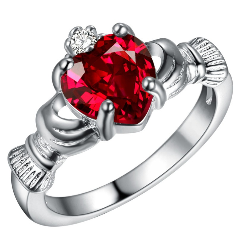 Traditional Irish wedding rings Claddagh Ring With my