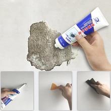 Волшебная белая латексная краска для ремонта стен крем починка мазь Бытовая дыра герметик исчезает водонепроницаемое скребковое покрытие#24/6