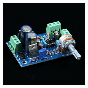 Image 3 - Aiyima Dual OP Amp NE5532 Preamp Board Fully coupled Preamplifier For LM3886/TDA7293/LM4766/LM1875 DIY